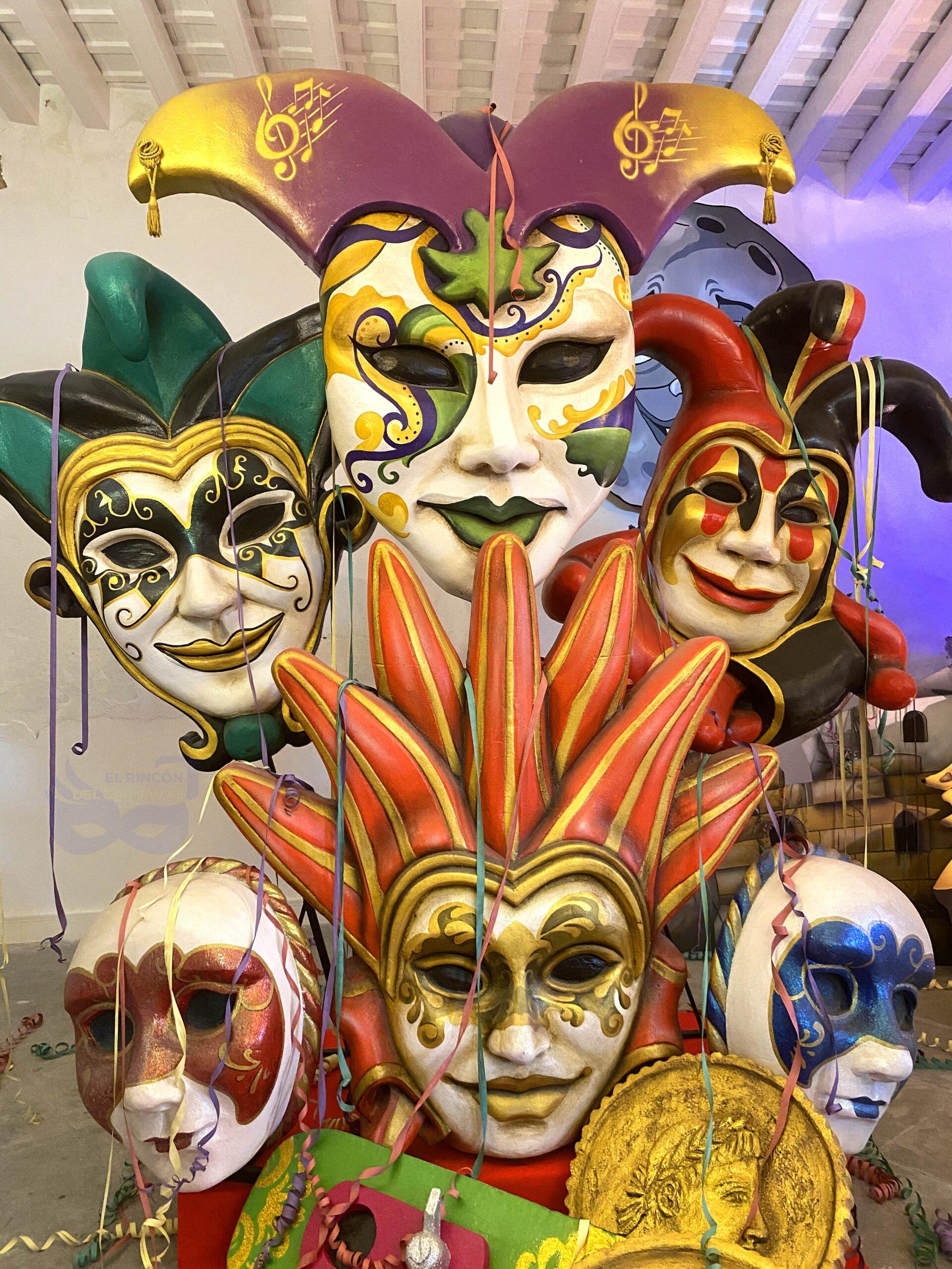 Máscaras de Carnaval-2