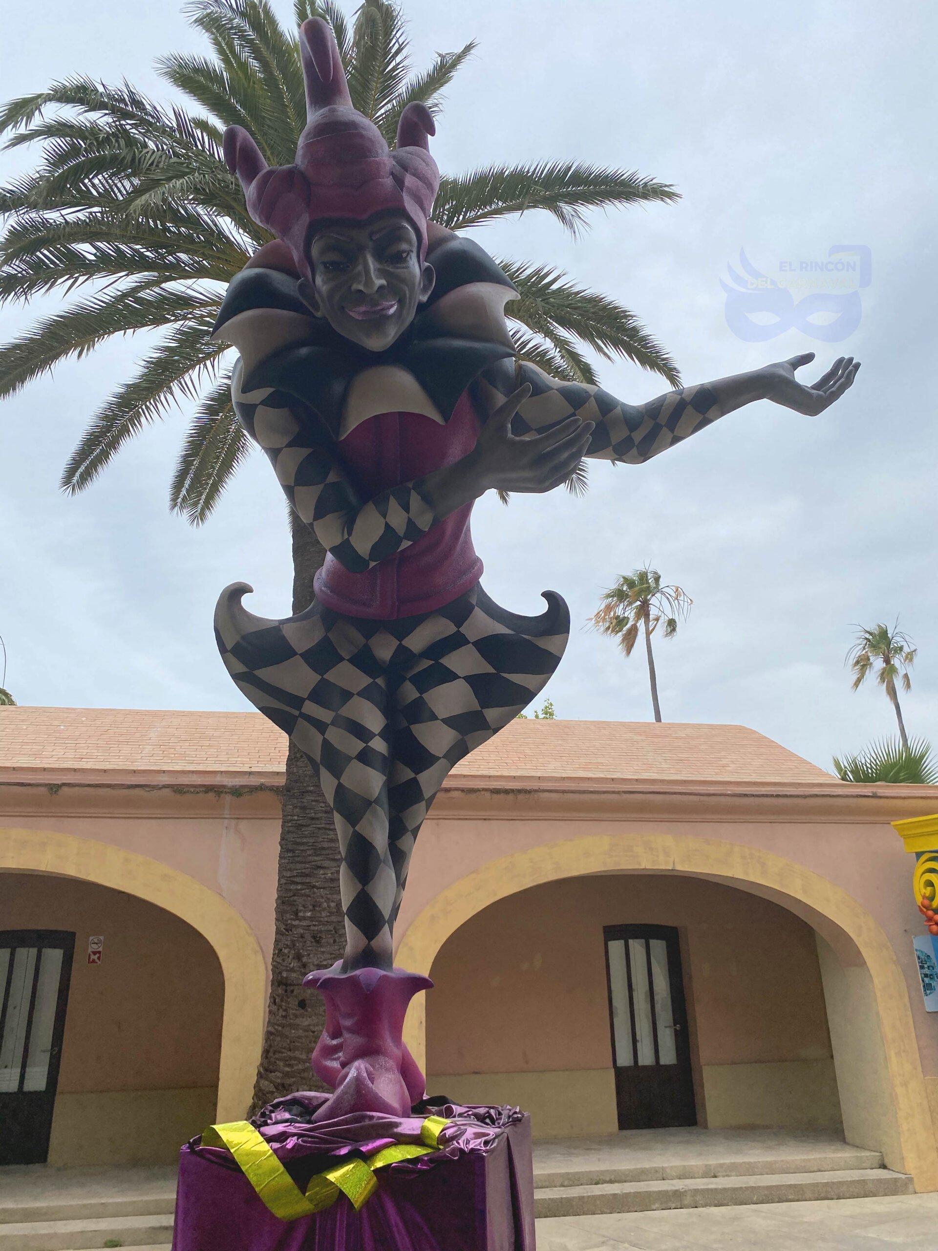 Expo Carnaval 2021. Recibidor