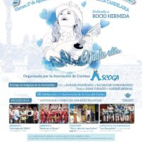 Segunda Muestra del Carnaval Gaditano, dedicada a Rocío Hermida